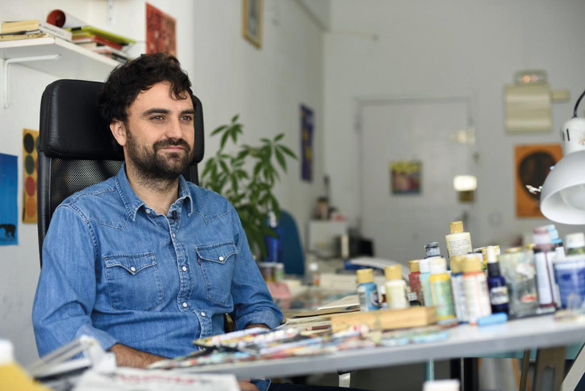 Manuel Marsol – Festival de Narrativas CUÉNTALO