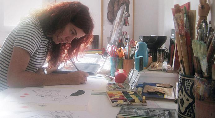 Raquel Marin