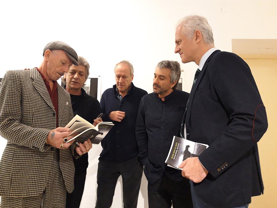 """La exposición """"Sabía leer el cielo"""", sobre la emigración irlandesa, se muestra por primera vez en España en la Sala de Exposiciones del Ayuntamiento de Logroño"""