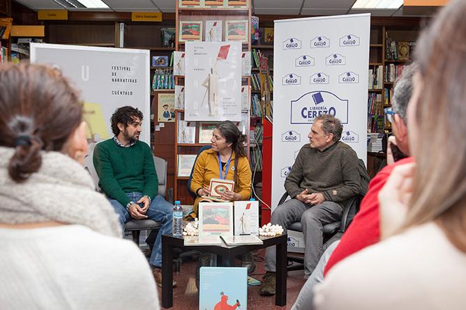 Presentación MVSEVM en Cerezo