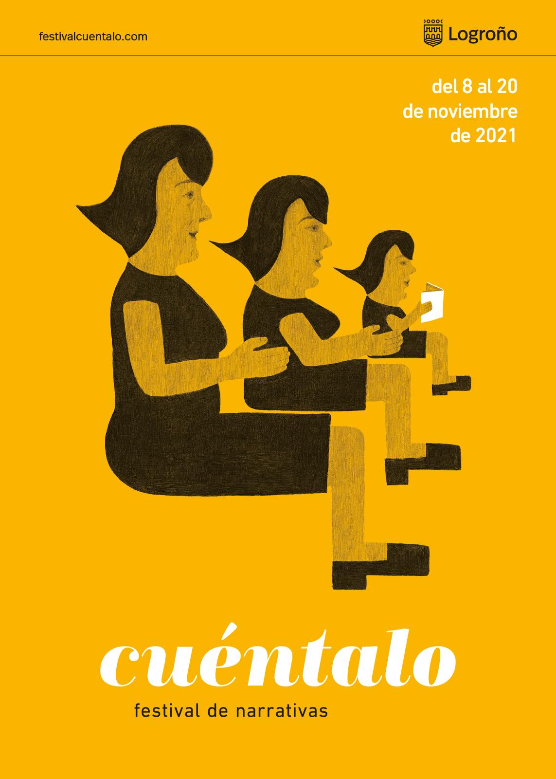 CUÉNTALO 21 cartel